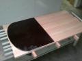Gartentischplatte